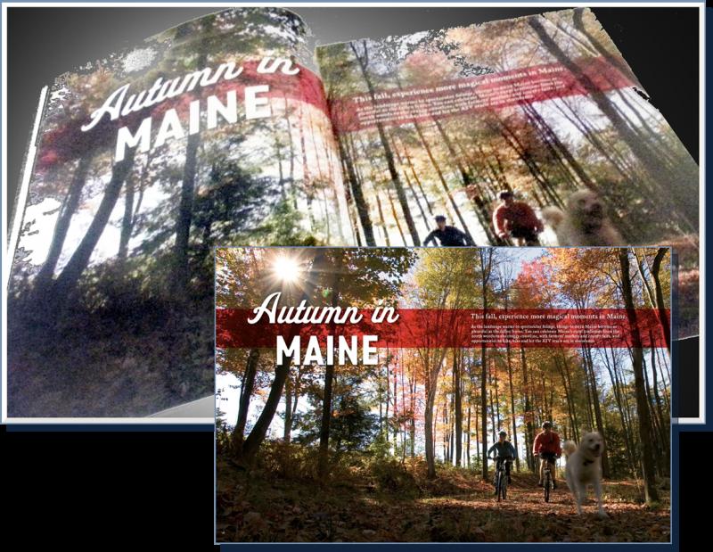 Maine Invites spread photo
