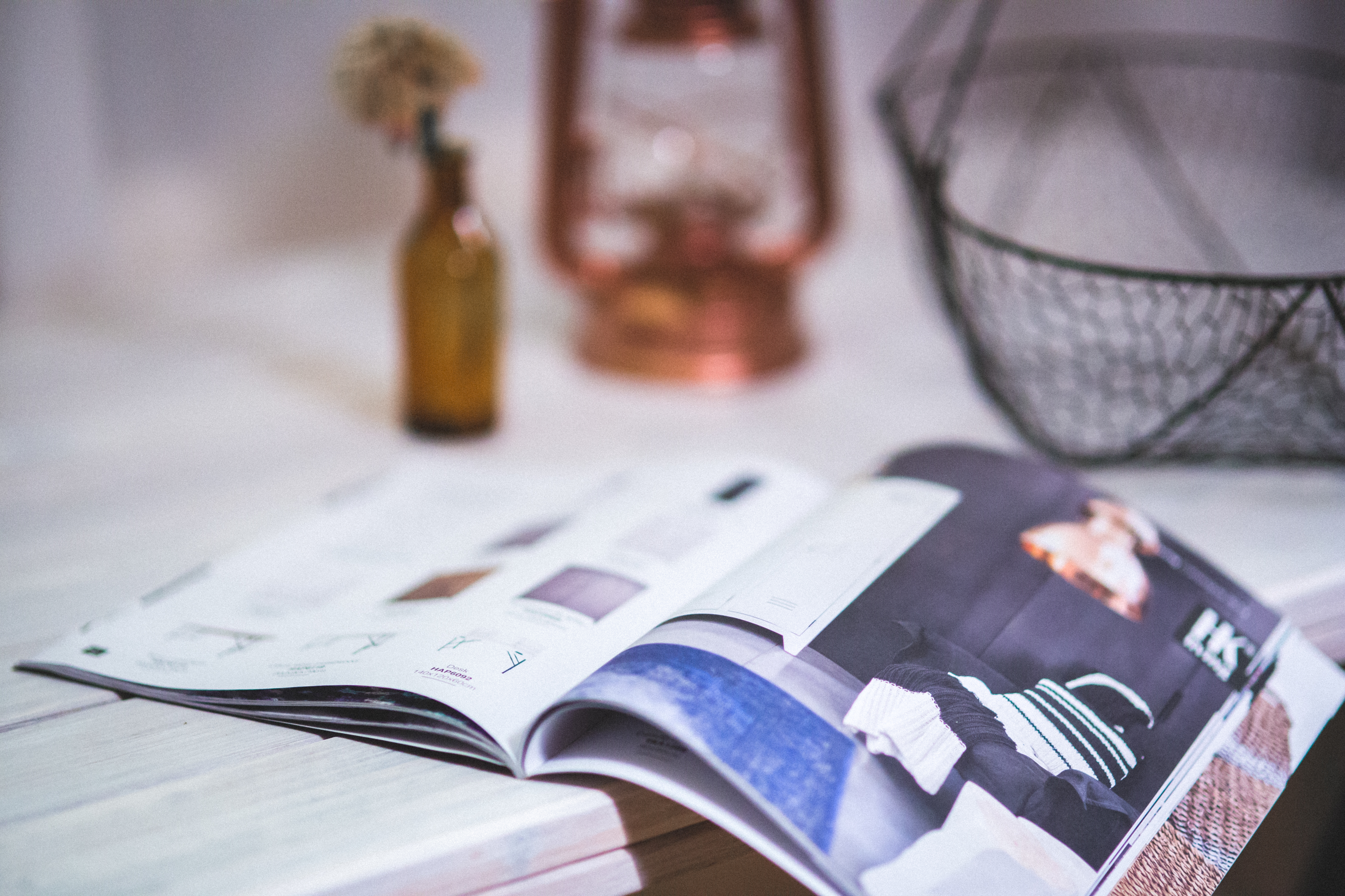 Print Catalogs: Taking the Men's Fashion World by Storm