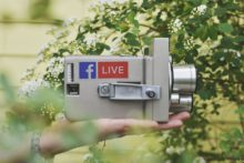 facebook live holiday marketing strategy