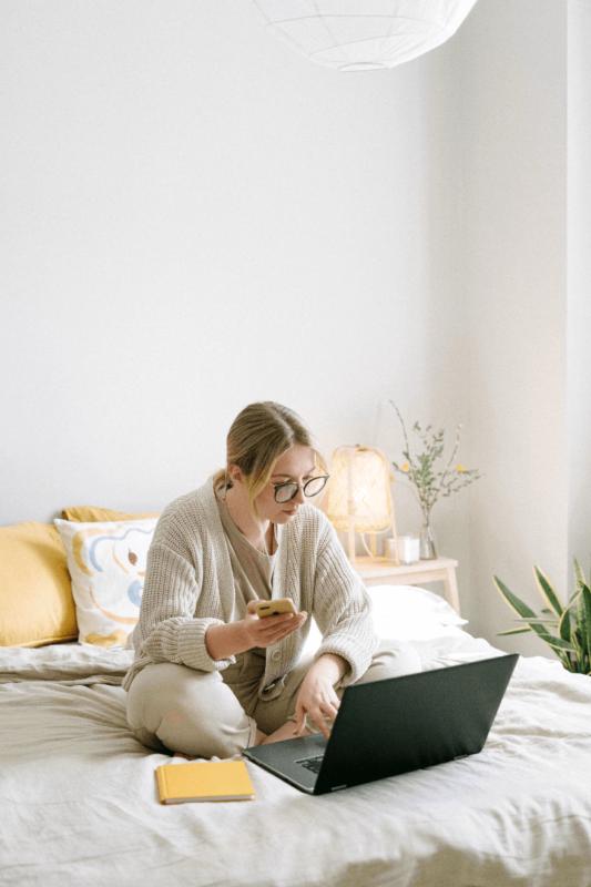millennial-blogger